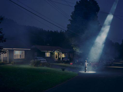 Gregory Crewdson, Untitled (Beer Dreams), Twilight series, 1998⠀