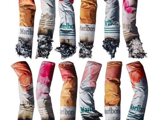 Cj Hendry,Chanel lipstick or Marlboro campaign?⠀